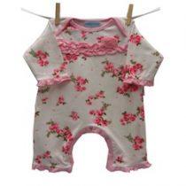 Albetta 'Floral' Babygrow