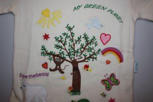Albetta Pure Green Planet L/S Tee