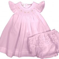 Angel set: Baby Girl Classic Layette