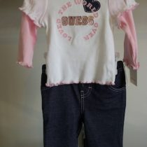 Baby Guess 4 Piece Set