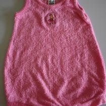 Bonds Pink Toweling Romper