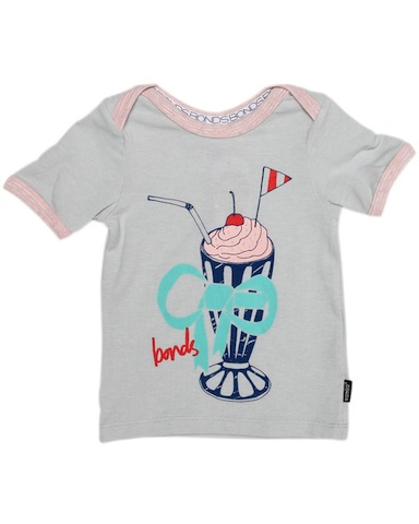 Bonds Stretchies SS T-shirt