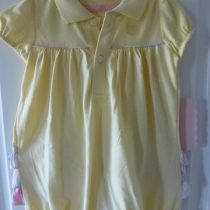 Chaps Yellow Playsuit