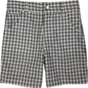 Check Shorts: Rodeo Drive