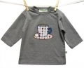 Cheeky Monkey 'Babycino' L/S T-Shirt