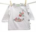 Cheeky Monkey 'Birdie Teatime' L/S T-Shirt