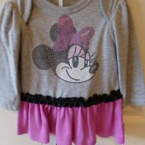 Disney L/s Minnie Dress