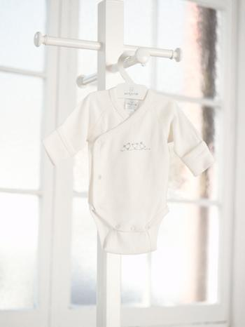 Earlybirds Organic L/S Bodysuit