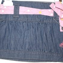 Fresh Baked Denim Skirt