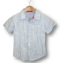 Fresh Baked 'Gingham' check shirt