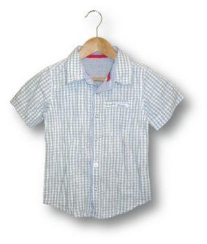 Fresh Baked 'Gingham' check shirt