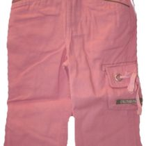 Fresh Baked Pink Cotton Pants
