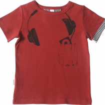 Funky Monkey Headphones Tee