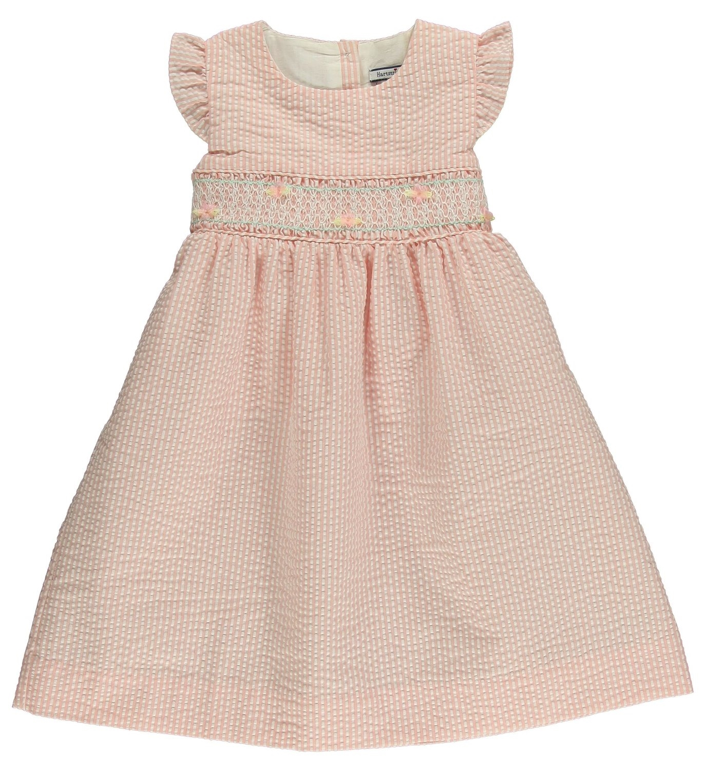 Hartstrings Apricot Dress