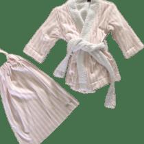 Tiny Tribe Bath Robe