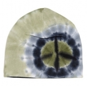 Jamie Rae hat with peace design