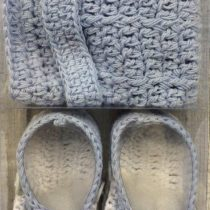 Layette Beanie & Booties