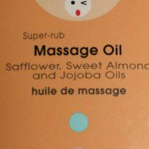 Mama Mio Massage Oil