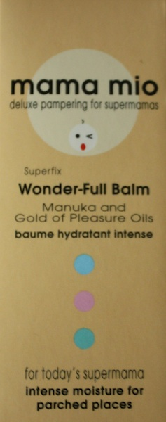 Mama Mio Wonder-Full Balm