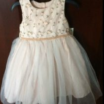 Marmellata Apricot Rose Dress