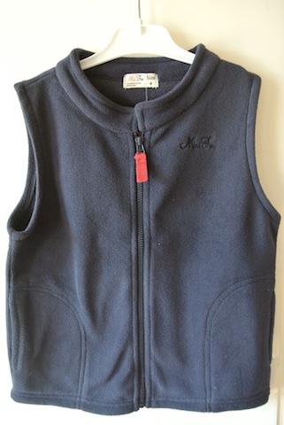 MiniFin Navy Blue Vest