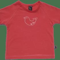 MiniFin Pink Bird S/S Tee