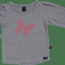 MiniFin S/S Butterfly T-shirt