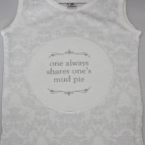 Nanny Pickle Singlet Top