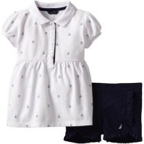 Nautica Girl's Two Piece Set