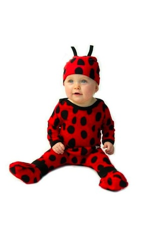 Noo 4 Piece Ladybird set