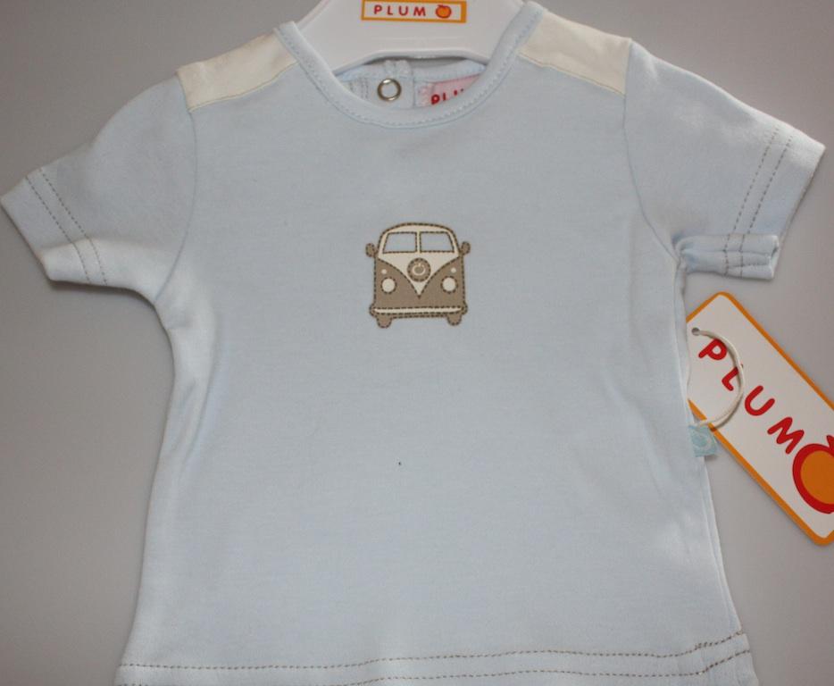Plum Baby S/S T-Shirt