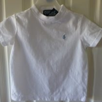 Polo White Tshirt