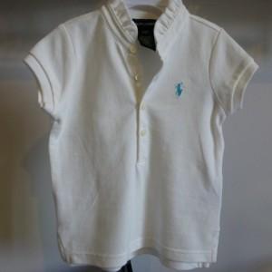 Ralph Lauren Girl's Polo Shirt