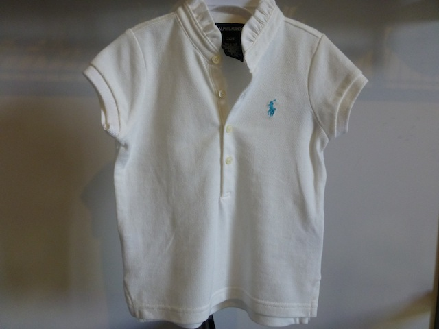 Ralph Lauren Girl's Polo Shirt
