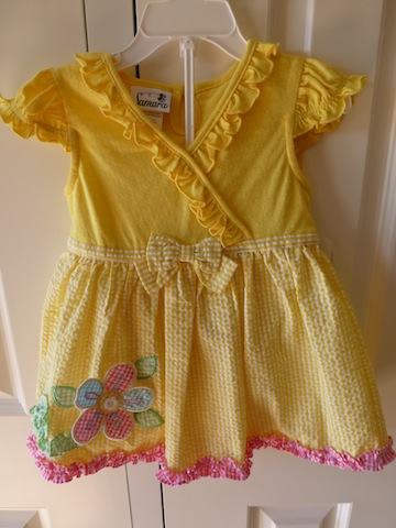 Samara Girl's Sundress