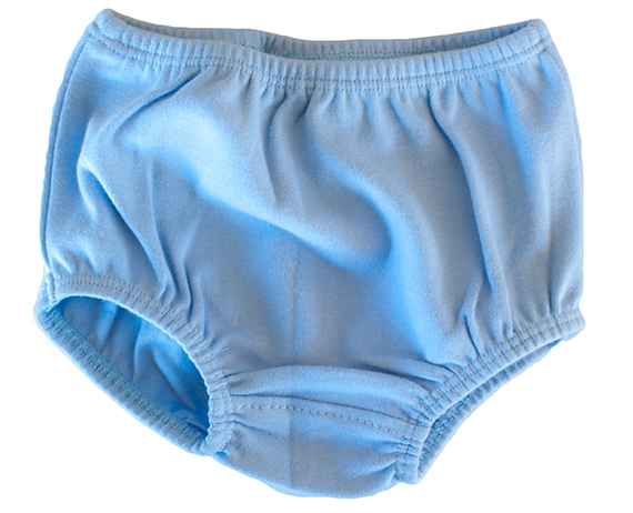 Sapling Nappy Pants in Blue
