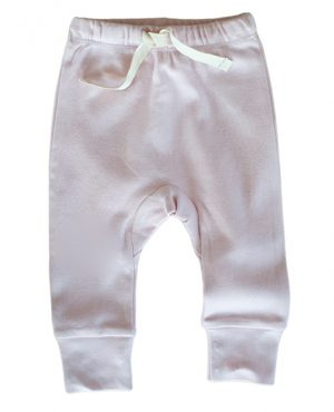 Sapling Pants Pink with Heart