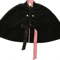 SoSooki Black Cape