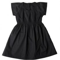 SoSooki Black SS Dress