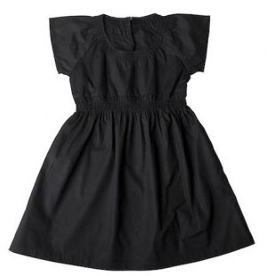 SoSooki Black SS Dress