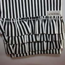 SoSooki Etsy Striped Leggings