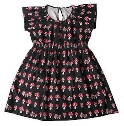 SoSooki Mushroom Dress