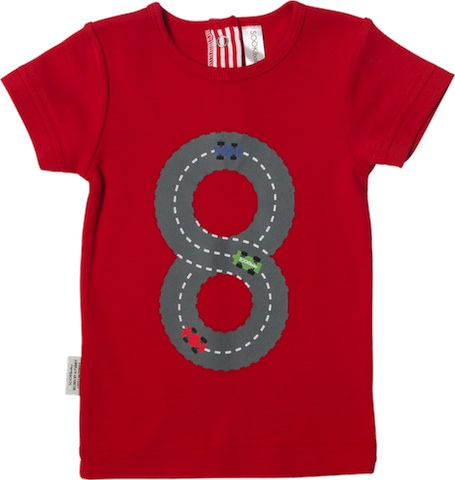 Sooki Baby 'Racing Car' T-Shirt