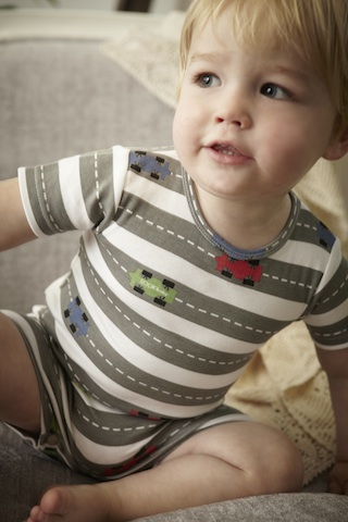 Sooki Baby 'Cars' Playsuit
