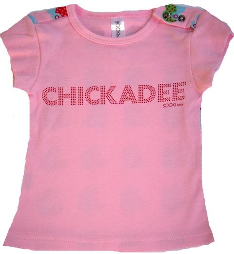 Sooki Baby Chickadee T-shirt