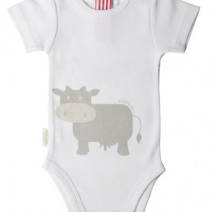 Sooki Baby Cow Snapsuit