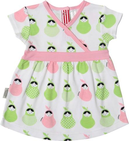 Sooki Baby 'Crossover Strap' Dress
