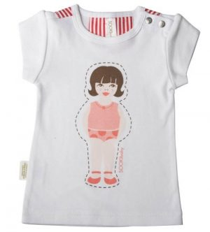 Sooki Baby Cut Out And Play T-shirt