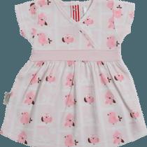 Sooki Baby Pink Bird Dress