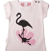 Sooki Baby Pink Flamingo T-shirt